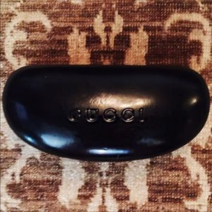 Gucci sunglasses case authentic!